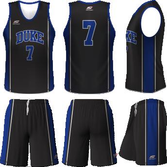 hot sale online 83bee 69f68 Duke Basketball Uniform